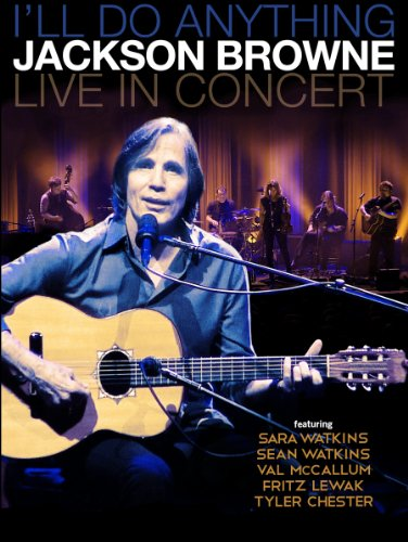 I'll Do Anything: Live In Concert