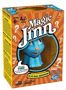 Hasbro A5308100 - Magic Jinn Tier Edition