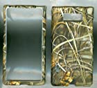 LG Optimus Showtime L86C L86G CASE COVER PHONE HARD RUBBERIZED SNAP ON FACEPLATE PROTECTOR CAMOUFLAGE HUNTER REAL TREE GRASS