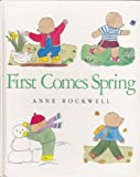 First comes spring