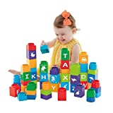 Fisher-Price Shakira First Steps Collection Stackn Learn Alphabet Blocks