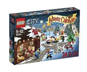 LEGO City 60024: Advent Calendar
