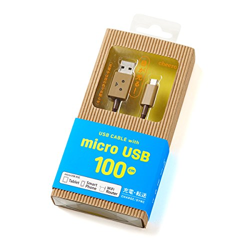 DANBOARD USB Cable with Micro USB connector (100cm)