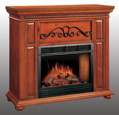 Portsmith Electric Fireplace With 28Ii300Gra Insert