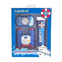 Carnival Cruise Lines Explorer Kit (3 Piece)