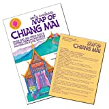 Nancy Chandler's Map of Chiang Mai, 18th Ed.