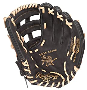 Rawlings Heart of the Hide Dual Core 12.5-inch Outfield Baseball Glove, Right-Hand Throw (PRO502DCC)