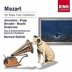 Mozart - Die Zauberfl�te (highlights)