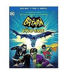 Batman vs. Two-Face [Blu-ray]