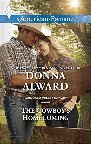 The Cowboy's Homecoming (Crooked Valley Ranch series Book 3)