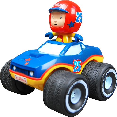 Caillou Caillou - All Terrain Vehicle - 1