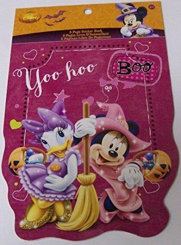 disney-minnie-mouse-bow-tique-a-forma-di-libro-di-adesivi-halloween-edition-yoo-hoo-boo-confezione-d