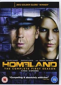 Homeland - Season 1 [4 DVDs] [UK Import]