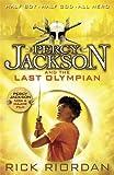 Rick Riordan Percy Jackson and the Last Olympian