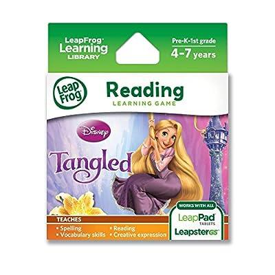LeapFrog Explorer Learning Game: Disney Tangled by LeapFrog