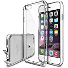 iPhone 6 Case - Ringke FUSION iPhone 6 Case 4.7  **NEW** [Dust Cap&Drop Protection][CRYSTAL VIEW] Premium Crystal Clear Back Shock Absorption Bumper Hard Case for Apple iPhone 6 4.7 Inch - Eco/DIY Package