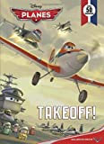 img - for Takeoff! (Disney Planes) (Super Coloring Book) book / textbook / text book