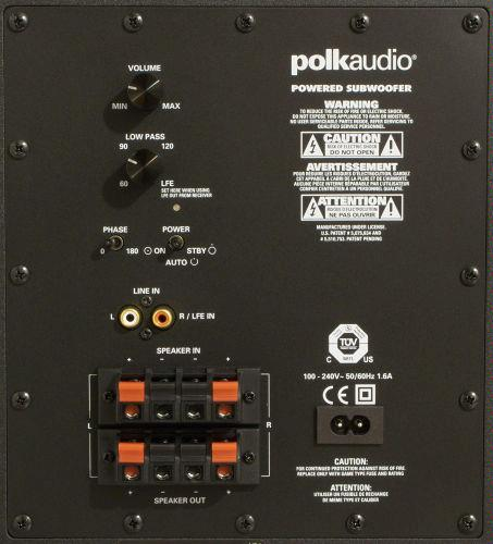 how can i connect polk audio psw 111 sub to active ... usb powered audio power amplifier wiring diagram