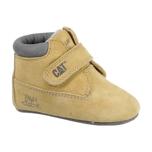 Caterpillar Infant-Boys' Precious Crib Shoe Boot Honey 2 US (Caterpillar Boots For Kids compare prices)