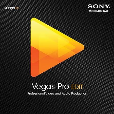 Vegas Pro 12 Edit