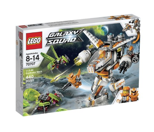LEGO Galaxy Squad CLS-89 Eradicator Mech Amazon.com