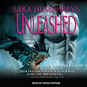 Unleashed: The Amoveo Legend, Book 1 | Sara Humphreys