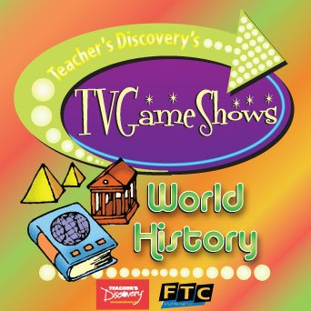 World History TV Game Shows on CD