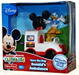 Mickey Mouse Clubhouse Donald's Ambulance