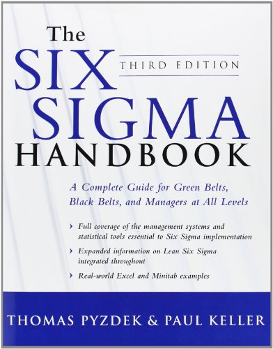 The Six Sigma Handbook, Third Edition