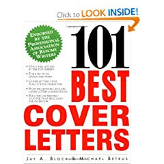 101 Best Cover Letters (0639785308126)