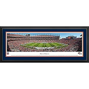 CLEVELAND BROWNS - CLEVELAND BROWNS STADIUM - NFL PANORAMA POSTER PRINT by Cleveland Golf