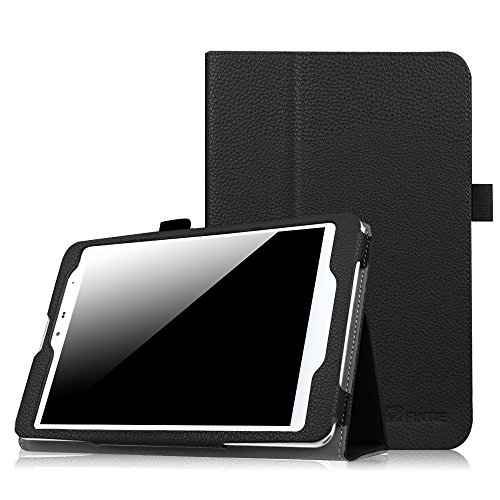Fintie Trio AXS 4G 7.85 Tablet Case - Slim Fit Premium Vegan Leather Cover with Stylus Holder for Trio AXS 4G 7.85