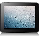 PIPO M1 (MAX M1) Tablet PC RK3066 Dual Core 9.7 Inch Bluetooth Android 4.1 16GB 1G RAM Dual Camera Capacitive IPS Screen Android Market Super Slim Ultra Thin Epad Apad Black