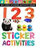 123 Sticker Activities (My First Sticker Activity Book)