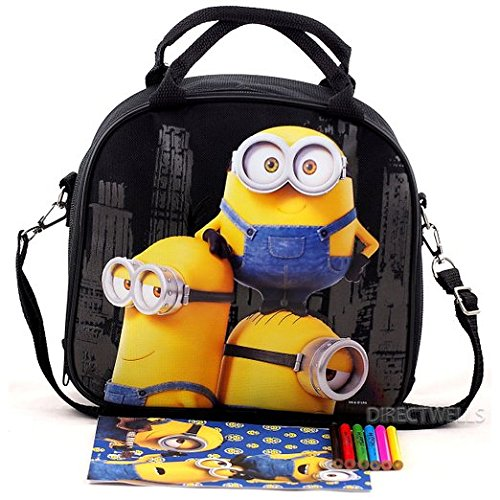 Licensed Despicable Me Kids Lunch box Bag