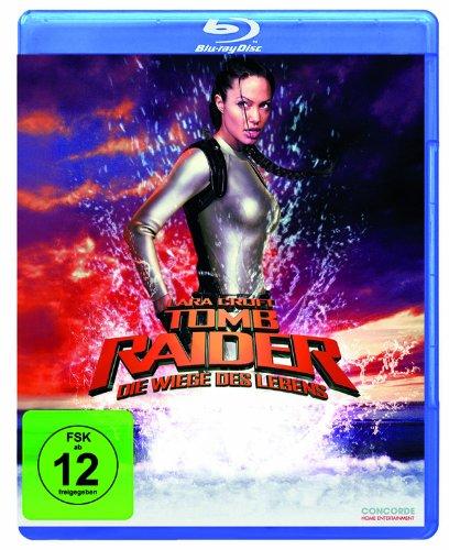 Tomb Raider 2 - Die Wiege des Lebens [Blu-ray]