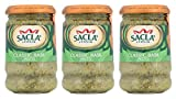Sacla' Classic Basil Pesto (3 x 190g) by Sacla'