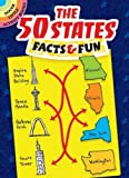The 50 States: Facts and Fun (Dover Little Activity Books)