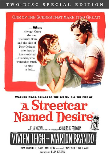Cover art for  A Streetcar Named Desire (Two-Disc Special Edition)