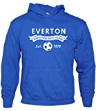 Everton Fan Children's Hoodie - Blue - 9-11 yrs