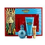 Circus Fantasy Britney Spears Gift Set for Women (Eau De Parfum Spray 50 ml, Body Souffle 100 ml and Lip Gloss)