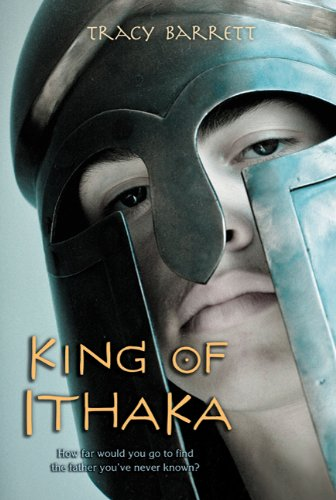 King of Ithaka by Tracy Barrett