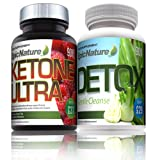 Epic Nature Ketone Ultra Detox Cleanse Package (1 Month Supply)