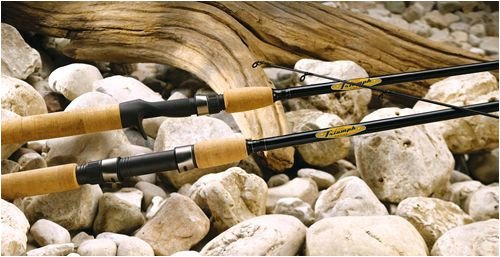 St Croix Triumph Spinning Rod (6', Medium-Light