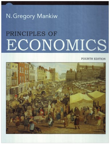 Principles of Economics, N. GREGORY MANKIW