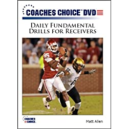 Daily Fundamental Drills for Receivers