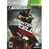 Tom Clancy's Splinter Cell Conviction - Xbox 360 ~ UBI Soft