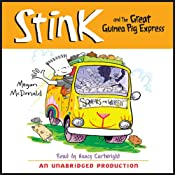 Stink and the Great Guinea Pig Express: Book #4 | [Megan McDonald]