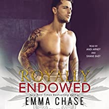 Royally Endowed Audiobook by Emma Chase Narrated by Shane East, Andi Arndt