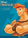 Alan Menken Hercules Vocal Selections Pvg